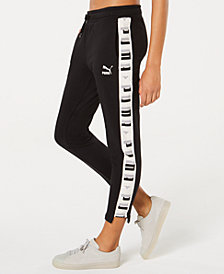 Puma Revolt Cropped Sweatpants