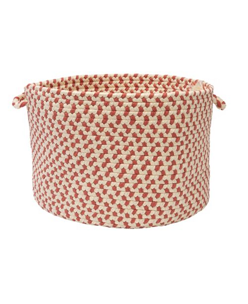 Colonial Mills Carousel Braided Storage Basket