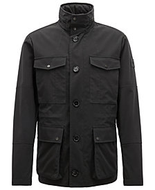 BOSS Men's Three-In-One Water-Repellent Jacket
