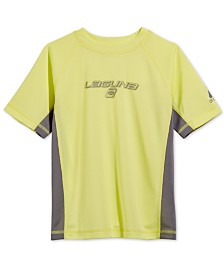 Laguna Little Boys Colorblocked Rash Guard