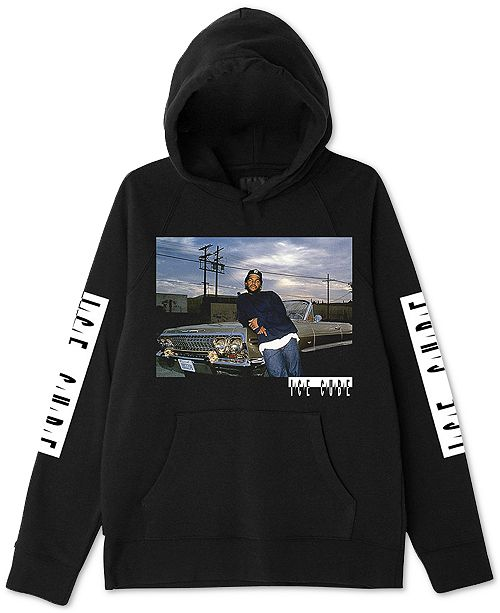 6943f459c Merch Traffic Ice Cube Dough Boy Men's Graphic Hoodie & Reviews ...