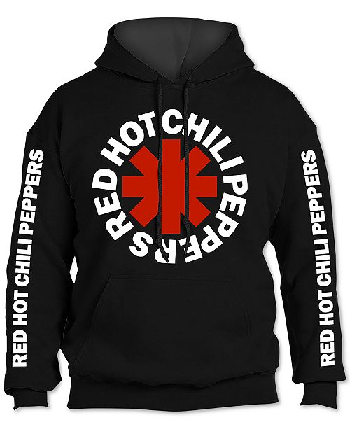 Merch Traffic Red Hot Chili Peppers Men's Graphic Hoodie
