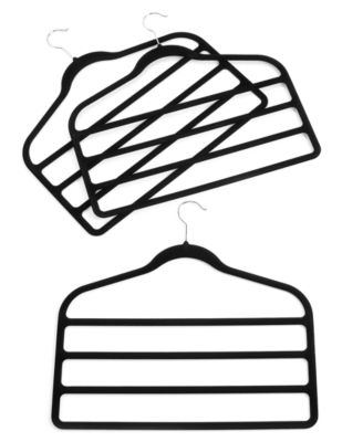 macys credit auto electrical wiring diagram 95 Honda Accord Engine Diagram t w and diamond accent neatfreak pant hangers 3 pack felt 4 tiered clothes
