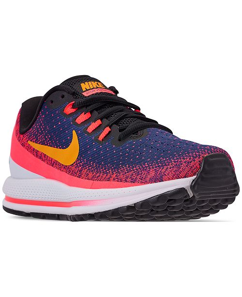 36b8bcf4e8fd7 Nike Women s Air Zoom Vomero 13 Running Sneakers from Finish Line ...