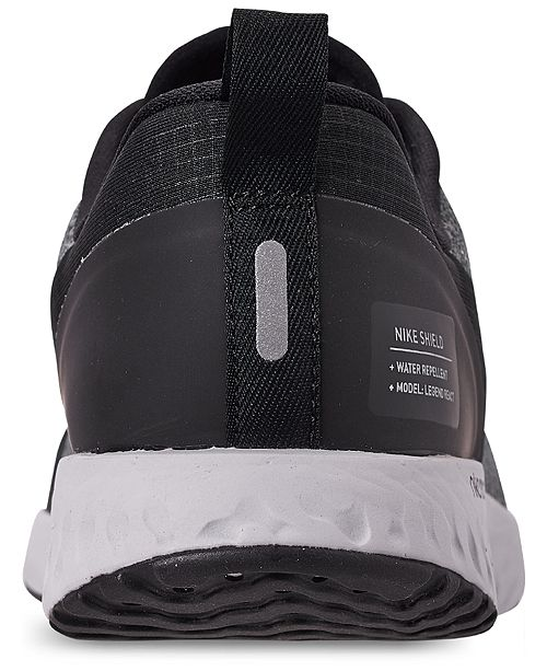 87f3235e13d ... Nike Boys  Legend React Shield Running Sneakers from Finish Line ...