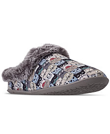 Skechers Women's Bobs For Dogs Beach Bonfire - Scratch Nap Slip On Casual Shoes from Finish Line