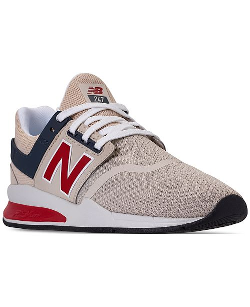 2ead0dd95745 New Balance Men s 247 V2 Casual Sneakers from Finish Line ...