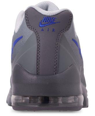 promo code 64e9d dd805 Men s Air Max Invigor Print Running Sneakers from Finish Line