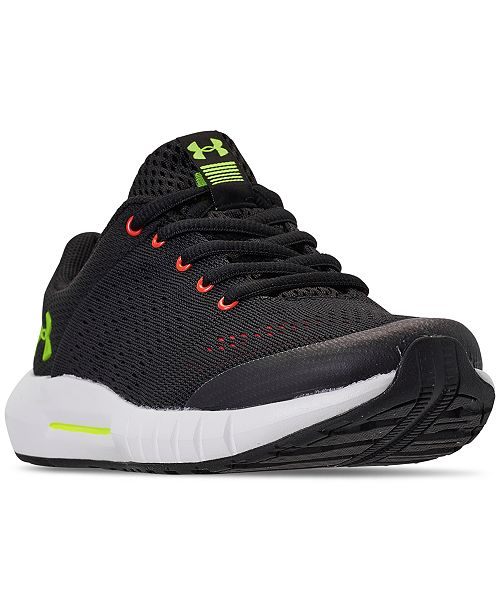 Under Armour Under Armor Little Boys' Pursuit Running Sneakers from Finish Line