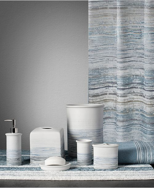 Are you looking to create a spa-like oasis in your own bathroom? Look no further than the Nomad Bath Collection. Featuring soothing shades of blue, ...