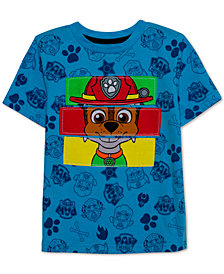 Nickelodeon Toddler Boys Paw Heroes Graphic T-Shirt