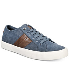 Nautica Men's Carrollton Low-Top Lace-Up Sneakers