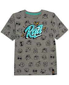 Jem Big Boys Rad Graphic T-Shirt