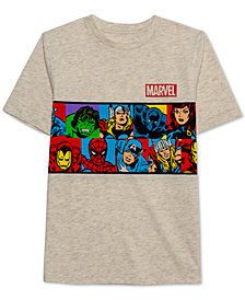 Marvel Big Boys Vintage Marvel Graphic T-Shirt