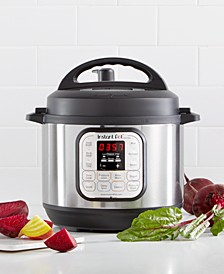 DUO30 7-in-1 Programmable Pressure Cooker 3-Qt.