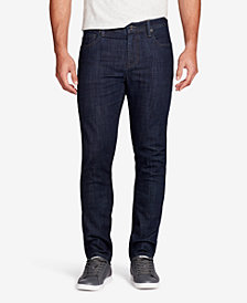 William Rast Men's Hollywood Slim Straight Jean