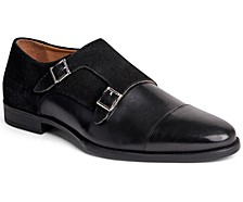 Men's Davis Monk Strap Dress Shoe