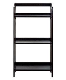 Stratford 3 - Shelf Folding Bookcase