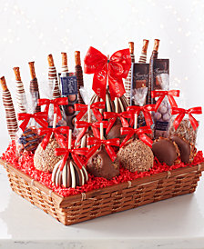 Mrs. Prindables Indulgent Festive Gift Basket
