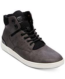Steve Madden Men's Fridged High-Top Sneakers