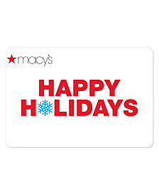 Happy Holidays E-Gift Card