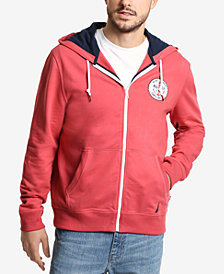 Nautica Big & Tall Men's Sailboat Hoodie