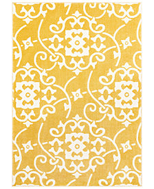 "Surya Horizon HRZ-2307 Wheat 5'3"" x 7'3"" Area Rug"