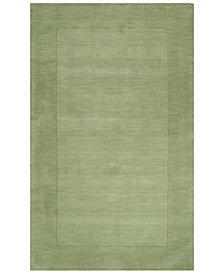 Surya Mystique M-310 Grass Green 6' x 9' Area Rug