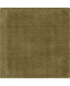 "Surya Mystique M-329 Sage 18"" Square Swatch"