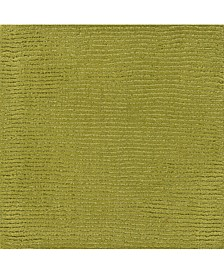 "Mystique M-337 Lime 18"" Square Swatch"