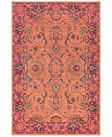 Surya Anika ANI-1031 Bright Pink 2' x 3' Area Rug