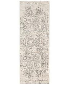 "Surya Harput HAP-1024 Gray 2'7"" x 10'3"" Area Rug"
