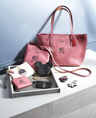 This Item Is Part Of The Coach Minnie Mouse Collection