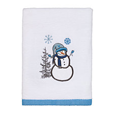 Avanti Let It Snow Hand Towel