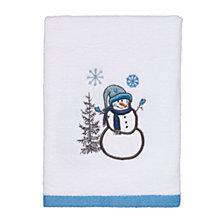Avanti Let It Snow Hand Towel