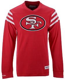 3cdd1a04f7b Mitchell   Ness Men s San Francisco 49ers Winning Team Mesh Button ...