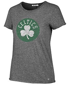 '47 Brand Women's Boston Celtics Letter T-Shirt
