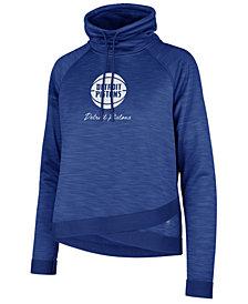 '47 Brand Women's Detroit Pistons Commuter Funnelneck Sweatshirt