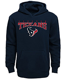 Outerstuff Houston Texans Fleece Hoodie, Big Boys (8-20)