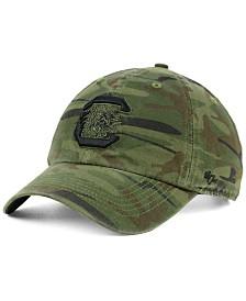 '47 Brand South Carolina Gamecocks Regiment CLEAN UP Strapback Cap