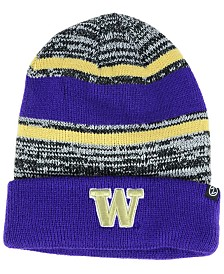 Zephyr Washington Huskies Slush Cuff Knit Hat