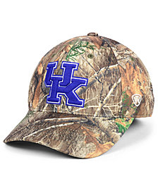 Top of the World Kentucky Wildcats Berma Camo Flex Fitted Cap