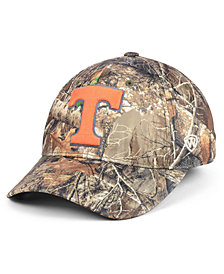 Top of the World Tennessee Volunteers Berma Camo Flex Fitted Cap