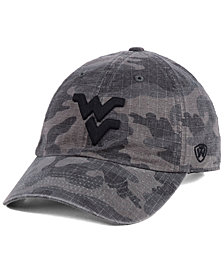 Top of the World West Virginia Mountaineers Woodland Knight Strapback Cap