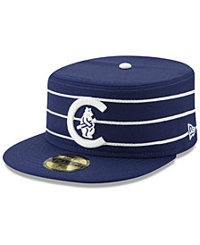 New Era Chicago Cubs Pillbox 59FIFTY-FITTED Cap