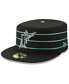 New Era Florida Marlins Pillbox 59FIFTY-FITTED Cap