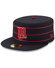 New Era Minnesota Twins Pillbox 59FIFTY-FITTED Cap
