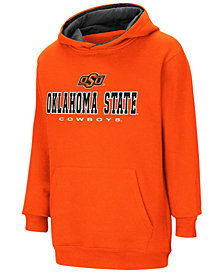 Colosseum Oklahoma State Cowboys Pullover Hooded Sweatshirt, Big Boys (8-20)