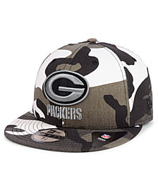 New Era Green Bay Packers Urban Prism Pack 59FIFTY-FITTED Cap