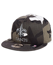 New Era New Orleans Saints Urban Prism Pack 59FIFTY-FITTED Cap